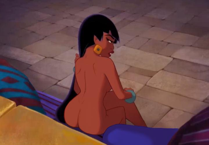 Chel Road To El Dorado Porn