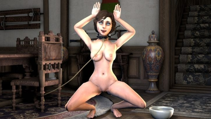 Elizabeth in Costumes ~ Bioshock Infinite Rule 34 Gallery