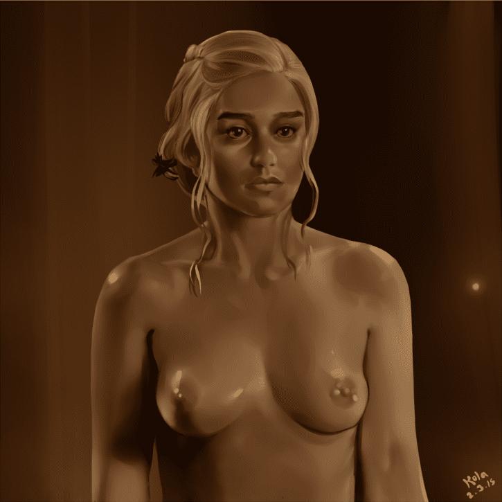 Game Of Thrones Daenerys Targaryen Porn Videos Pornhubcom