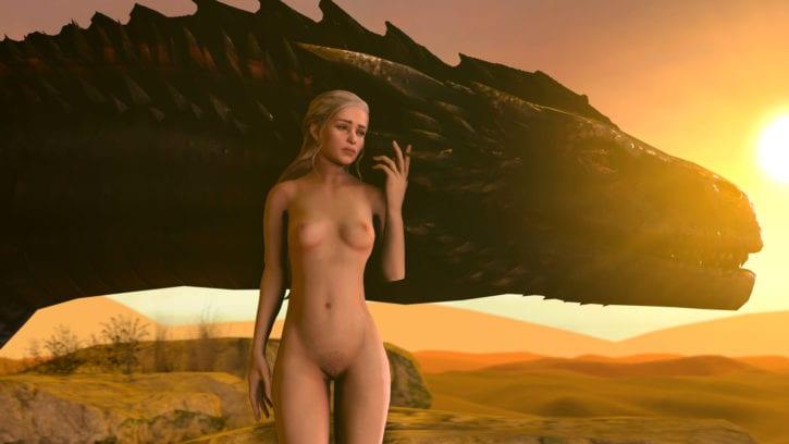 Game of Thrones Daenerys Targaryen Compilation: