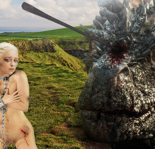 Game of Thrones Season 7 Alternate Ending ~ Rule 34 by candycanefakes