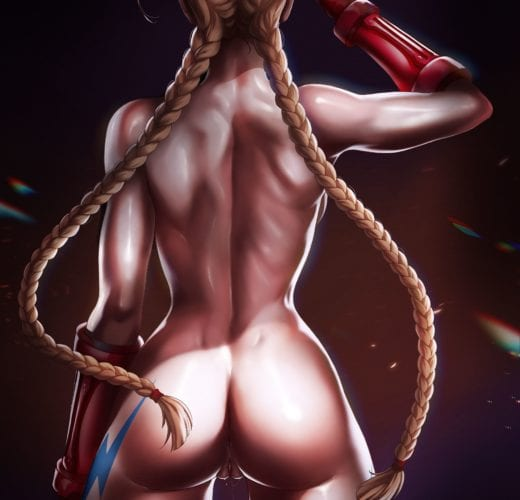 Cammy White ~ Street Fighter Rule 34 by Dandonfuga