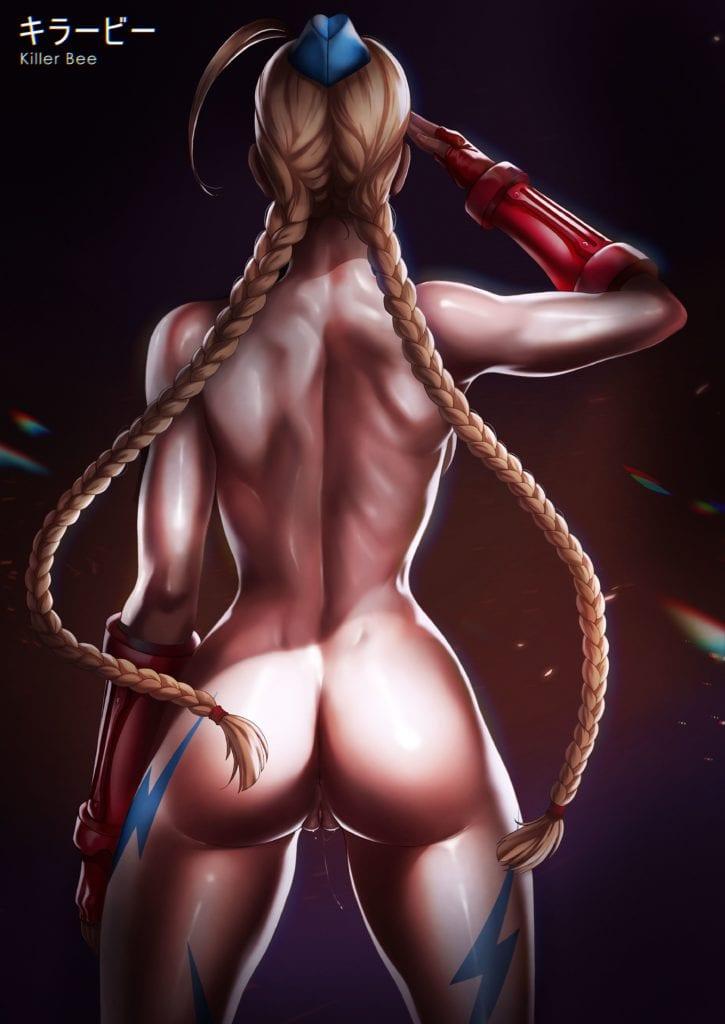Sexy topless women