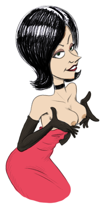 Scarlet Overkill ~ Minions Movie Rule 34 [7 Pics]