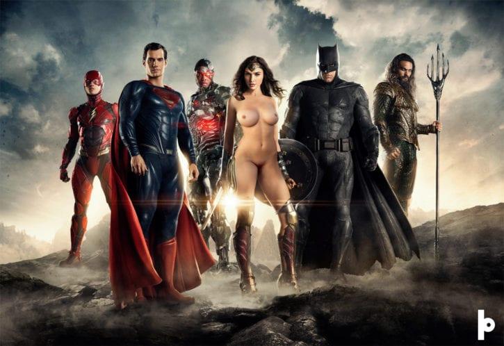 Justice league porn fake photos 744