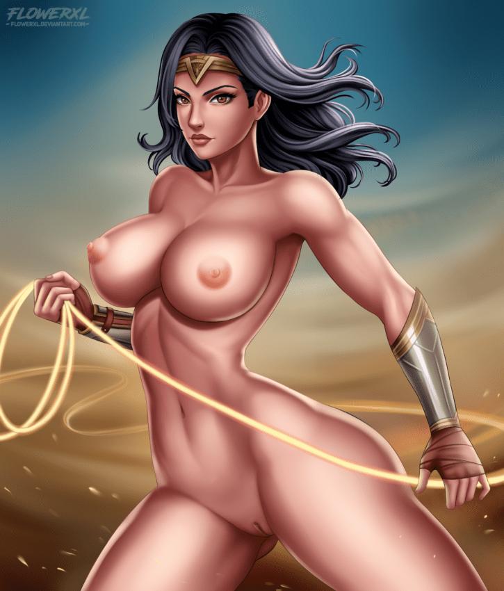 porn star wonder woman