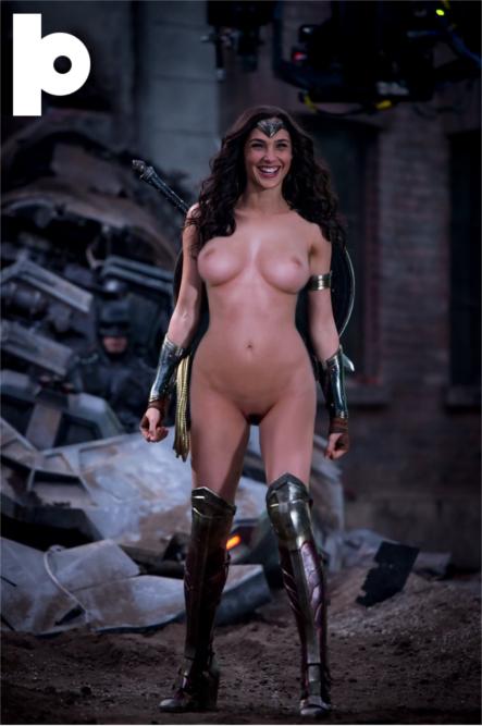 woman wonder Nudity in