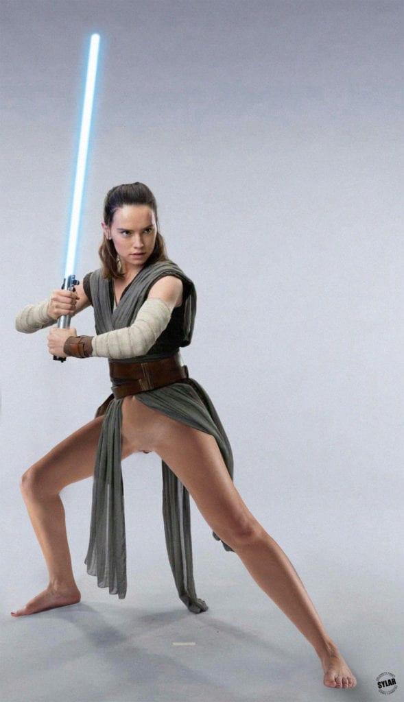 Star Wars Porn Rey