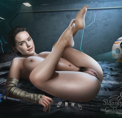 Rey ~ Star Wars: TFA/TLJ Fan Art Collection [56 Pics]