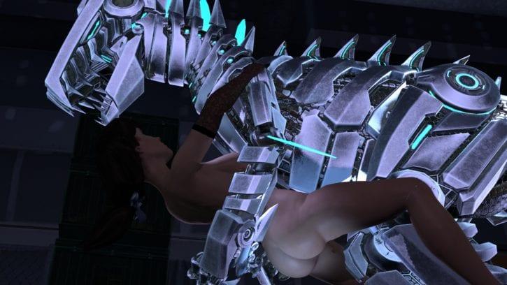 ARK: Survival Evolved ~ Rule 34 Mini Gallery [3 Pics]