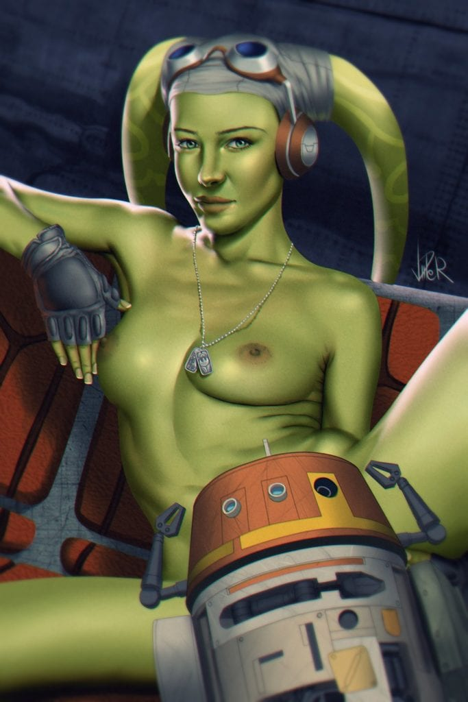 star wars rebels xxx
