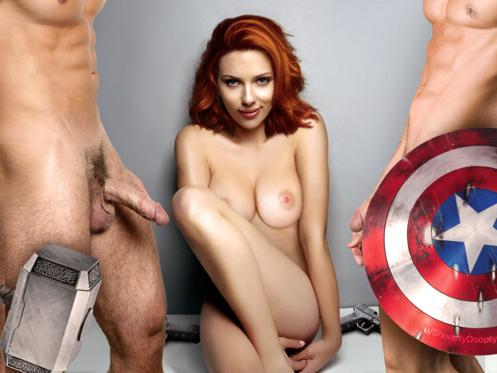 Marvel Cinematic Universe ~ Rule 34 Update, Issue #2 [27 Pics]