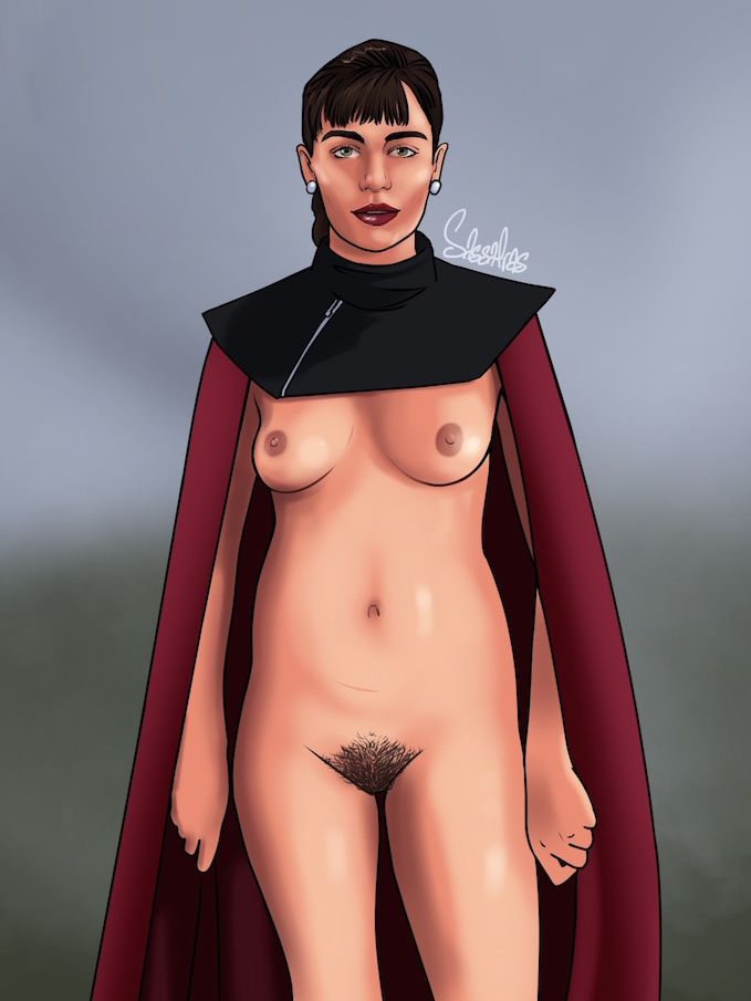 Our First Rule 34 of Qi'Ra from Solo: A Star Wars Story~!