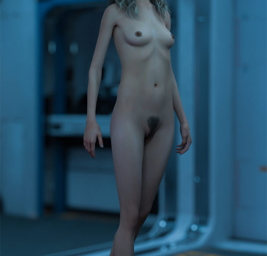 Reileen Kawahara ~ Altered Carbon Rule 34 by Dest