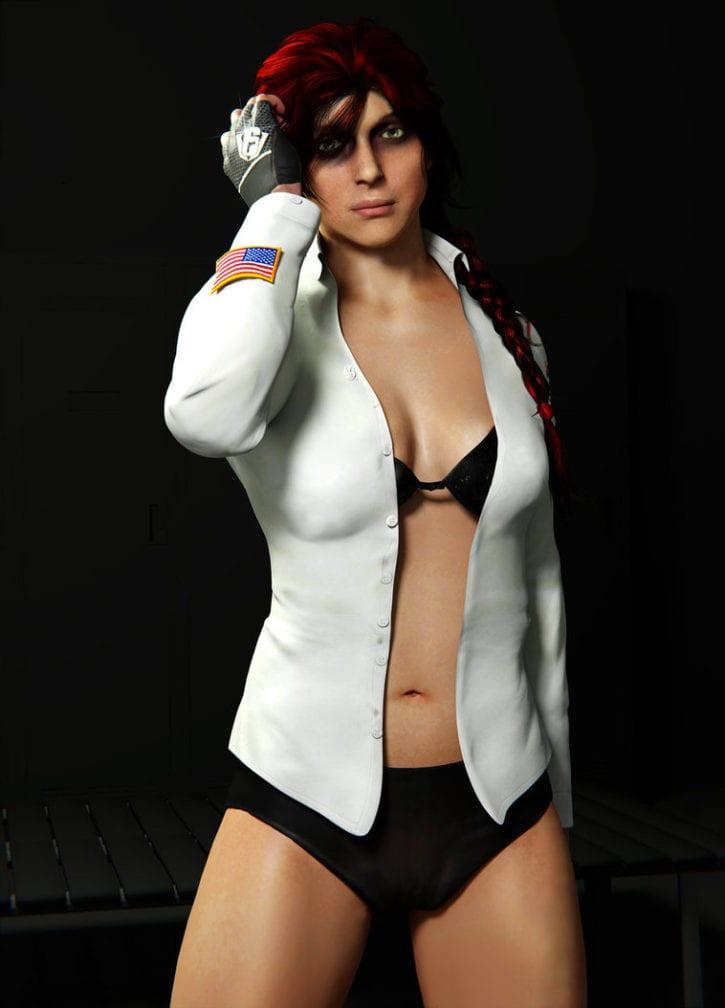 Sexy latina fuck hamster