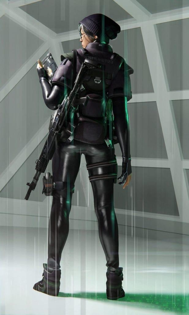 Realistic Ela Cosplay (Not Mine) | Rainbow Six Siege Dev