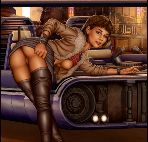 Solo: A Star Wars Story ~ Rule 34 Gallery In-Progress