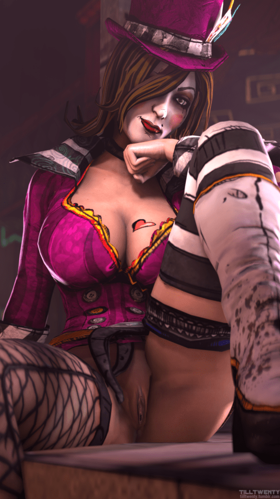 Mad Moxxi ~ Borderlands Fan Art by TillTwenty