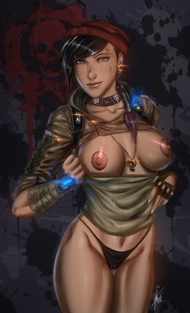 Gears of war 4 hentai