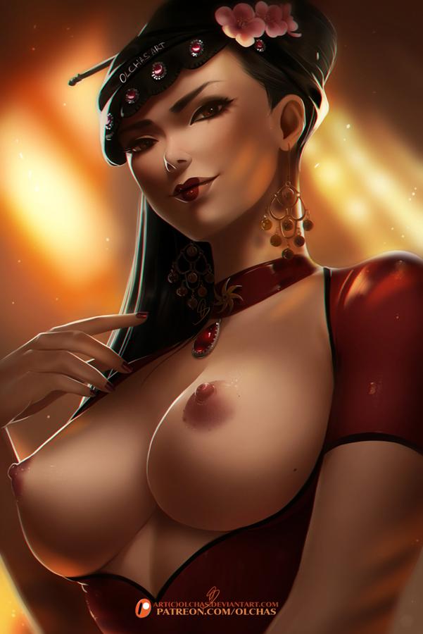 Li Daiyu ~ Beyond Good and Evil 2 Fan Art by OlchaS