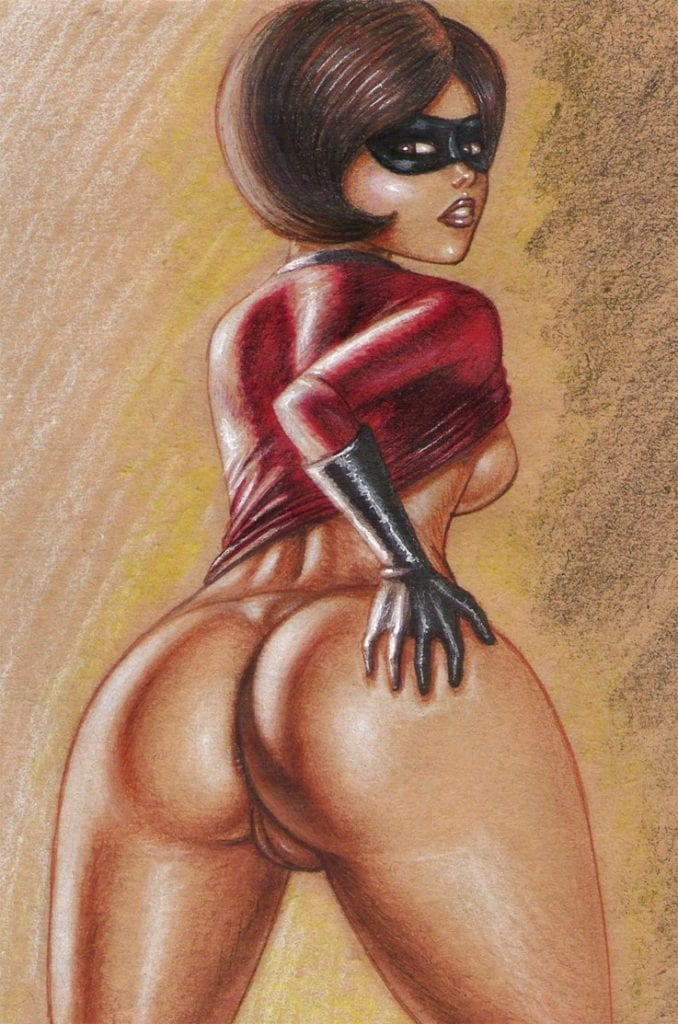 Helen Parr (Elastigirl, Mrs. Incredible) ~ Incredibles Rule 34 Collection [258 Pics]