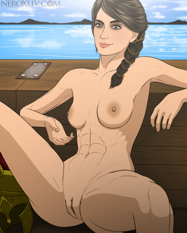 Kassandra ~ Assassin's Creed Odyssey Rule 34 by NeroXLIV