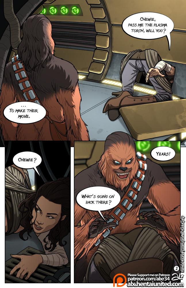 Chewbacca rule 34