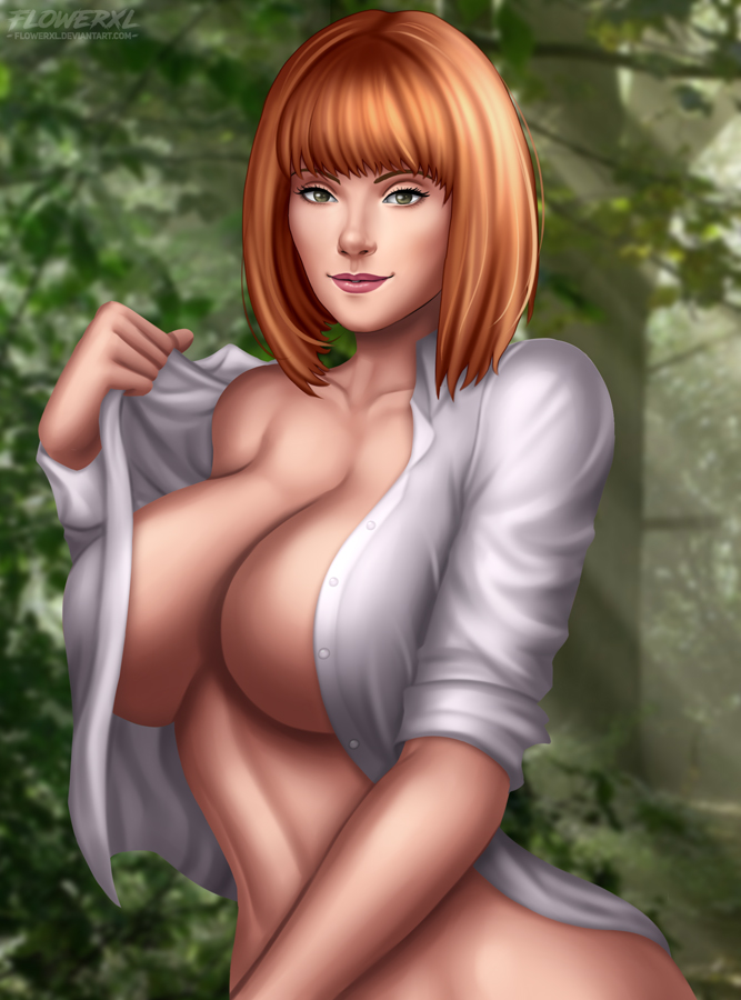 Claire Dearing ~ Jurassic World Fan Art by Flowerxl