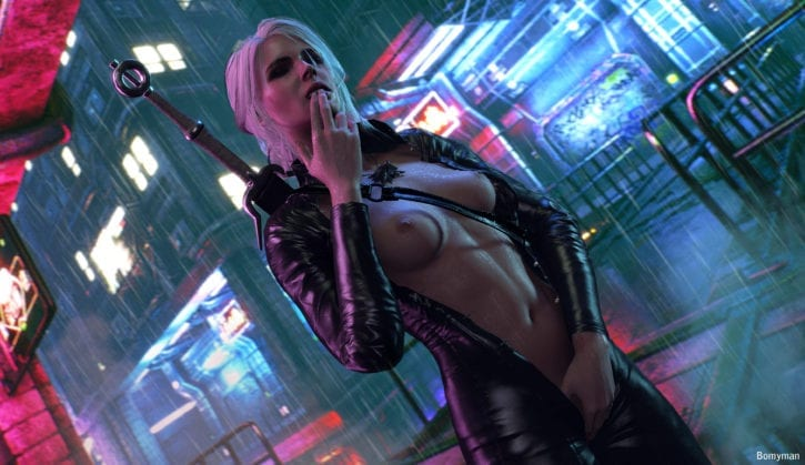 V from Cyberpunk 2077 ~ Rule 34 Gallery [9 Pics]