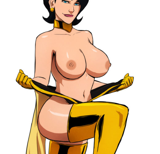 Dr. Mrs. The Monarch ~ Venture Bros. Fan Art by Naavs