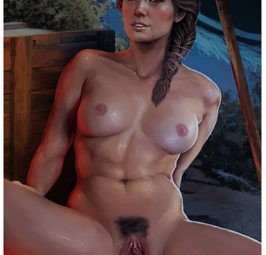 Kassandra Late Night Adventure ~ Assassin's Creed Odyssey Fan Art by HeartBreakeh