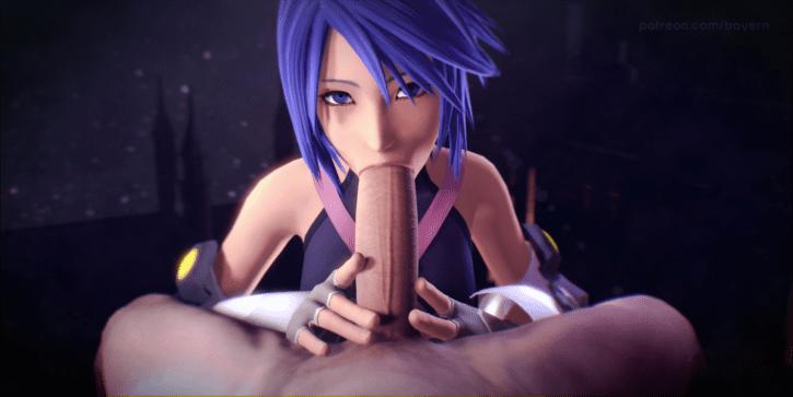 Aqua from Kingdom Hearts ~ Rule 34 Mega-Gallery~! [259 Pics]