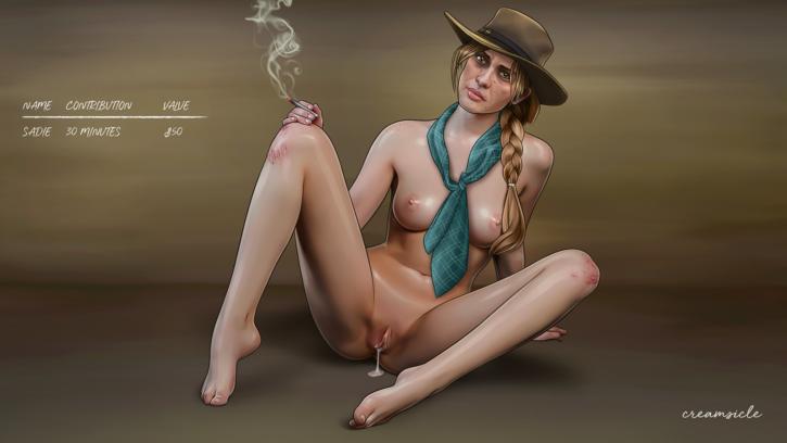 Sadie Adler ~ Red Dead Redemption Rule 34 Gallery