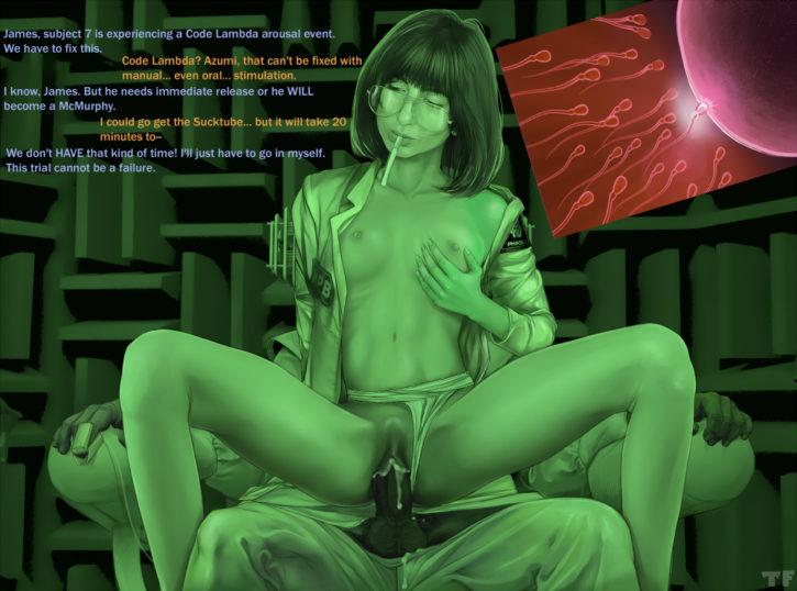 Doctor Azumi Fujita ~ Maniac Rule 34 by TitFlaviy