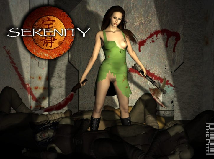 Firefly & Serenity Universe ~ Rule 34 Collection [35 Pics]