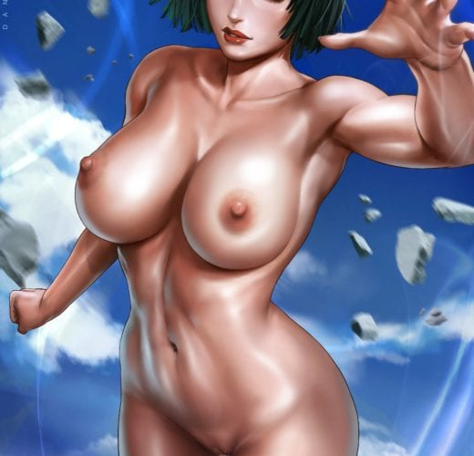 Fubuki ~ One-Punch Man Rule 34 Fan Art by DandonFuga
