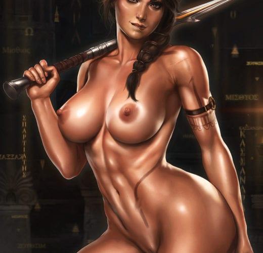 Kassandra ~ Assassin's Creed Fan Art by DandonFuga