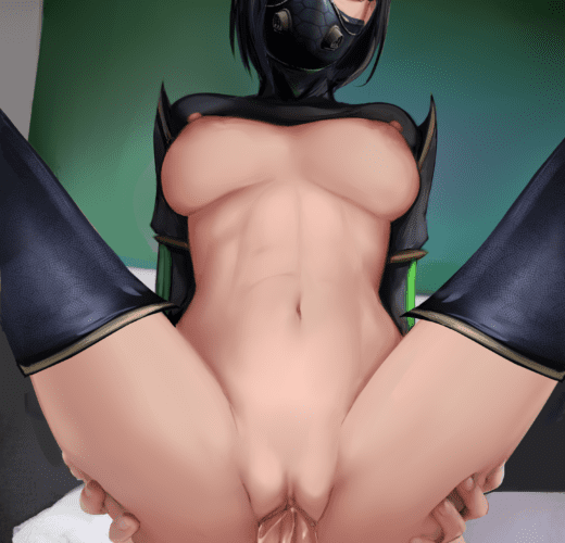 Viper ~ Valorant Rule 34 Character Gallery (NSFW)