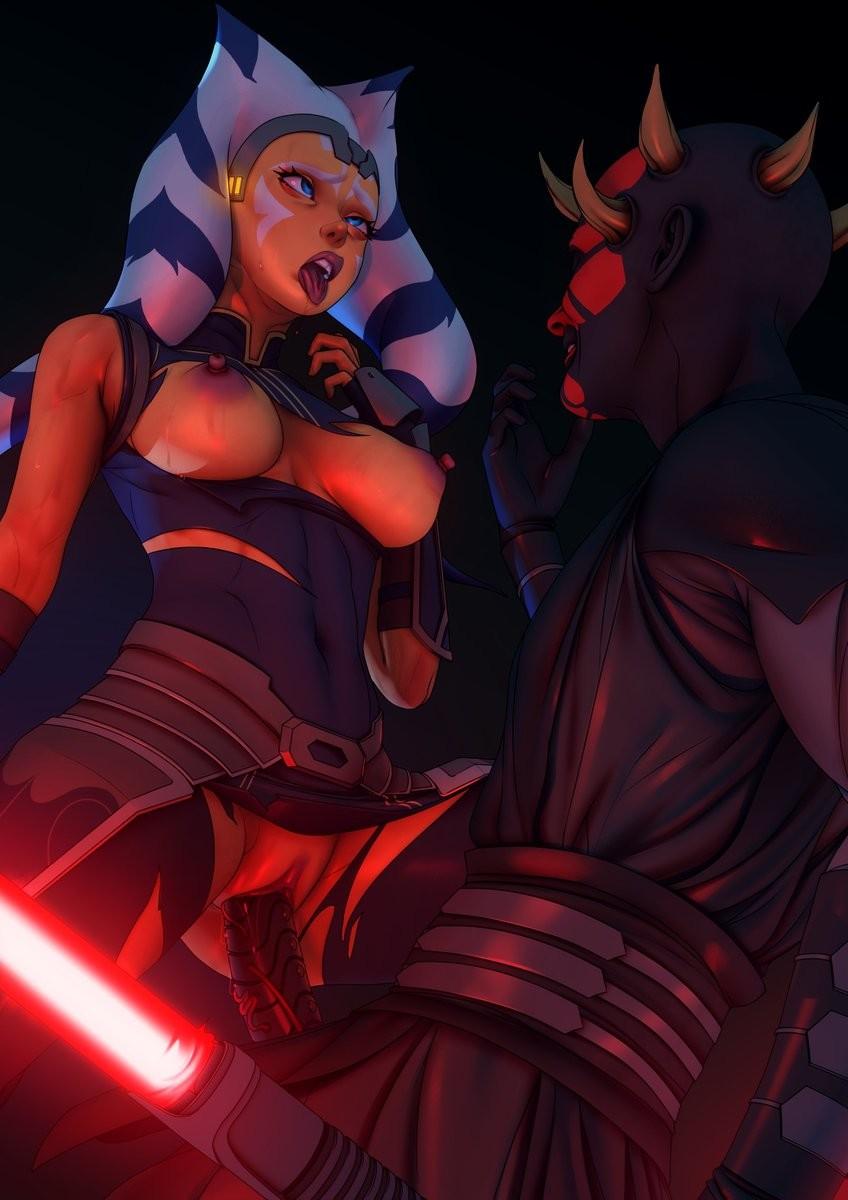 Porno star wars ahsoka